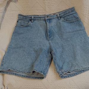 Sonoma woman's jean shorts